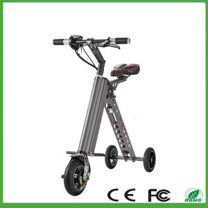 3 Wheels Portable Newest Material Super Light Scooter pictures & photos