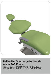 Gladent High Quality Dental Unit for Sale with Imported Italian Chair pictures & photos