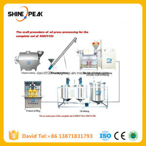 Simple and Low Cost Oil Production Line Machinery pictures & photos