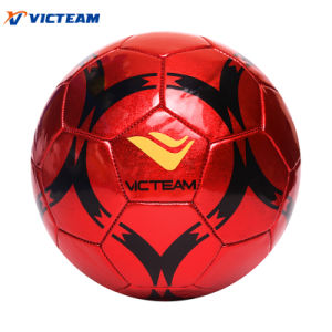 Water-Resistant Vibrant 5# Amusement Soccer Ball pictures & photos