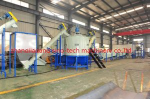 Plastic PP PE Pet Bottle Recycling Machine pictures & photos