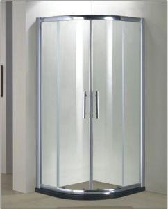 Bathroom 6mm Quadrant Door Shower Enclosure (BT549) pictures & photos