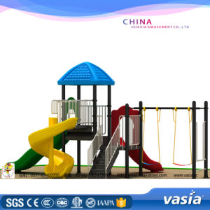 Wenzhou Children Playground Equipment, Happy School Play Slide Equipment pictures & photos