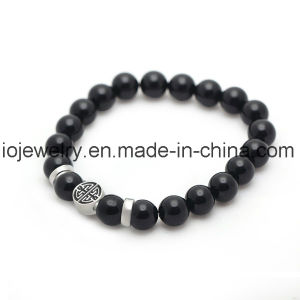 Wholesale Onyx Agate Natural Stone Handmade Bracelet pictures & photos
