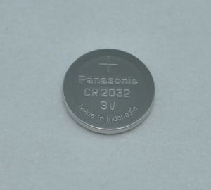 Cr2032 Battery 3V Lithium Coin Cell