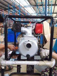 Agriculture Portable 5.5HP Cylinder Engine Water Pump 2 Inch Irrigation Petrol Engine for Sale pictures & photos