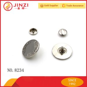 Custom Made New Fashion Metal Buttons for Coats/Jackets/Shirts pictures & photos