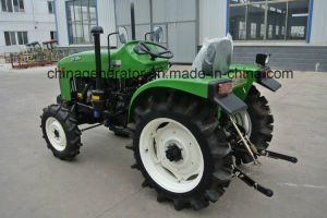 Suyuan Sy-304 4WD Agricultural Farm Wheeled Tractor pictures & photos