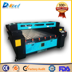 Ruida CO2 80W Stone Laser Engraving Machine with Auto-Focus Head pictures & photos