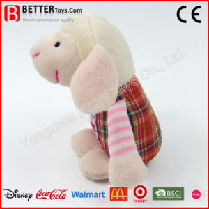 Cute Stuffed Plush Animal Baby Lamb Toy pictures & photos