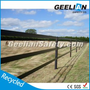 Australia & New Zealand High Security Horse Fence, Field Fence, PVC Fence, Environmental Recycled Plastic Fence pictures & photos
