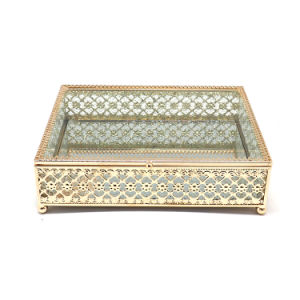 Wholesale Glass Jewelry Gift Packing Box Jb-1088 pictures & photos