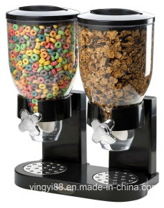 New Dry Food Dispenser with Built in Spill Tray pictures & photos