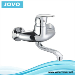 New Model Single Handle Wall-Mounted Mixer&Faucet Jv72904 pictures & photos
