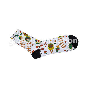 Sublimation Customized Man Socks Stocking with DIY pictures & photos