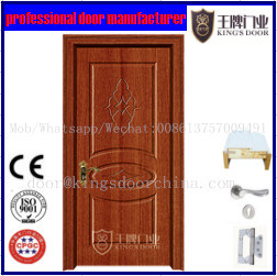 Made in China Good Quality PVC Film Coated MDF Door pictures & photos