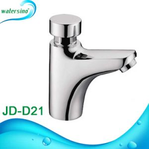 Time Delay Faucet Self-Closing Basin Tap pictures & photos