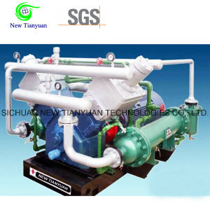 V Type High Quality Piston Reciprocating Gas Compressor pictures & photos