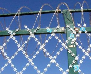Cbt -65 Hot Dipped Razor Barbed Wire Fencing pictures & photos