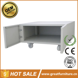 Hot Sale Mobile Small Copier Storage Cabinet pictures & photos