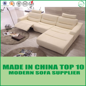 Simple Design Modern Miami Leather Recliner Sofa pictures & photos