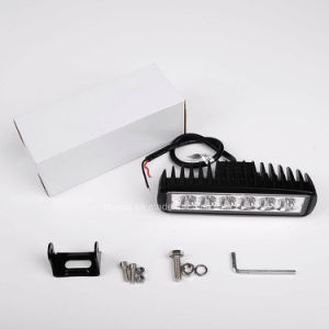 Bright Hot Sale 18W Offroad Epistar LED Work Light (GT1012-18W) pictures & photos