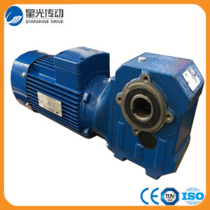 0.75HP Helical Geared Motors with Right Shaft pictures & photos