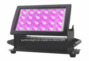 24X10W RGBW 4in1 LED Wall Washer pictures & photos