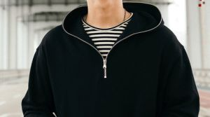 Men Long Sleeve Hoodie pictures & photos