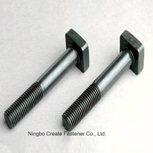 Square Bolts for ASME B18.2.1 Square Bolts pictures & photos