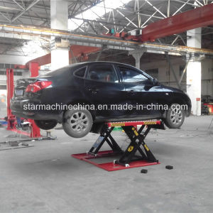 Elevator Double Acting Cylinder for Automobile Repair Shop pictures & photos