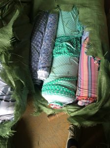 Knitting Polo Fabrics Rolls in Stocks pictures & photos