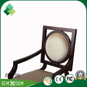 Classical Chinese Style Birch Armchair for Hotel Bedroom (ZSC - 20) pictures & photos