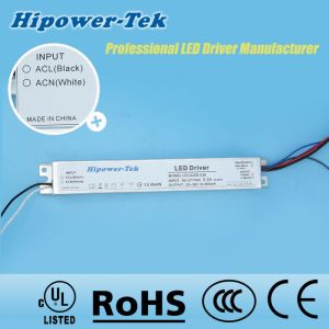 20W Constant Current Aluminum Case Dimmable Power Supply LED Driver pictures & photos