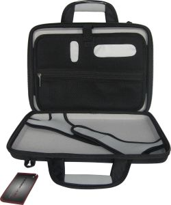 Laptop Notebook Carry Fuction Competitive Business 15.6′′ Laptop Bag pictures & photos