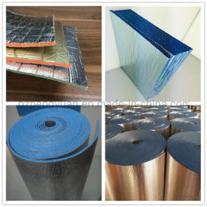 Aluminum Foam XPE/EPE Foil Woven Insulation Material/Building/Pipe pictures & photos