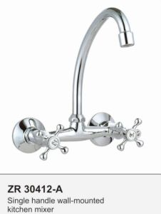 Long Spout Wall Mounted Kitchen Faucet pictures & photos
