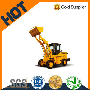 Chinese Longking Wheel Loader Better Price for Sale Cdm812D pictures & photos