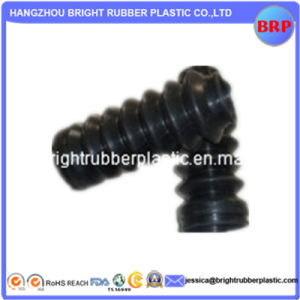 High Quality New Molded Black Rubber Bellows pictures & photos