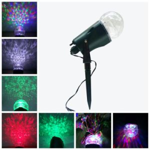 Creative Motions Rotating Kaleidoscope Projector Light pictures & photos
