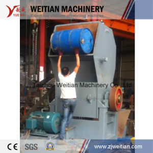 Plastic Bucket/Tire/Plastic Bottle/Film/Lamp/Rubber/Wood/Sheet Stock Shredders pictures & photos