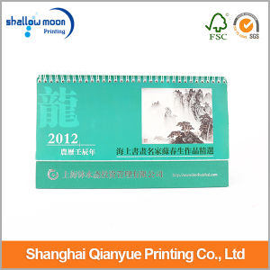Wholesale New Design Colorful Printing Calendar (AZ122001) pictures & photos