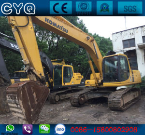 Used Komatsu PC220-6 Hydraulic Excavator PC200 for Sale pictures & photos