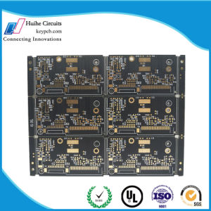 12 Layer PCB Prototype Printed Circuit Board for WiFi Server pictures & photos