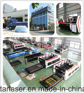 Carbon Steel Ss Metal Fiber Laser Cutting Machine 3000*1500mm pictures & photos