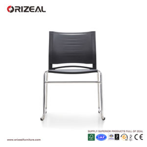 Orizeal Stackable Office Chair, Modern Design Visitor Chair, Plastic Office Guest Chair (OZ-OCV012C) pictures & photos