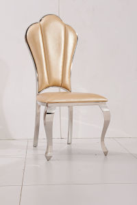 Modern Style Room Furniture Stainless Steel Dining Chair pictures & photos