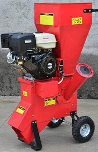 Top-Quality European Standard 6.5HP Gasoline Chipper Shredder Ce/EPA pictures & photos