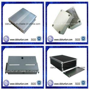 Custom Plastic/Aluminum Box, Instrument Case, Injection Molding Part pictures & photos