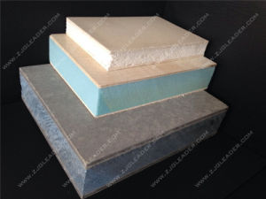 High Density Fireproof MGO EPS Sandwich Wall Panel pictures & photos